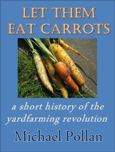 Let Them Eat Carrots