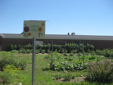 Herb and Vegetable Garden at the Women's Minimum Security Facility (Image from Garden Time, Inc.)