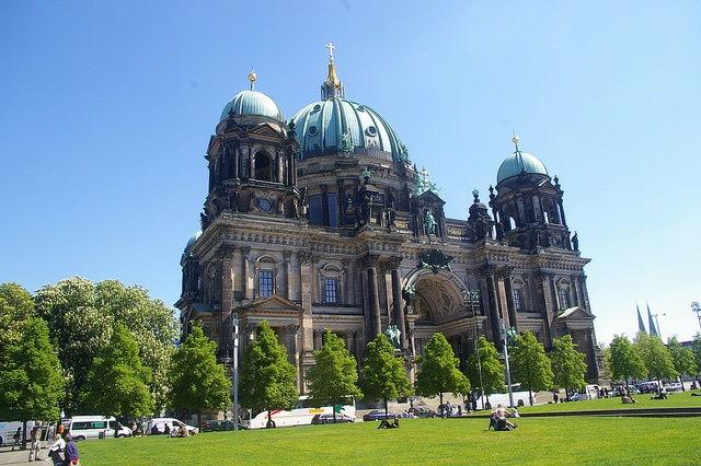 Berlin Cathedral (Photo Credit: Rae Allen)