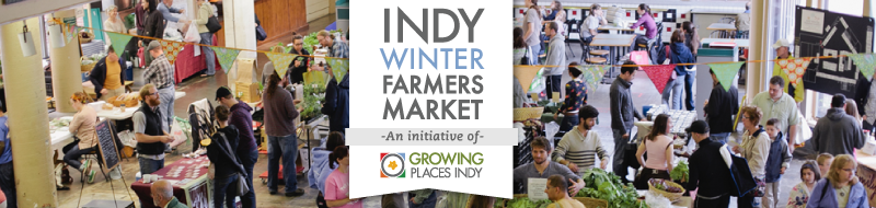 Indy Winter Farmers Market Website