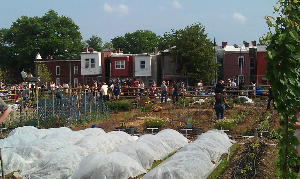 Common Good City Farm (Photo Credit: jdherron)