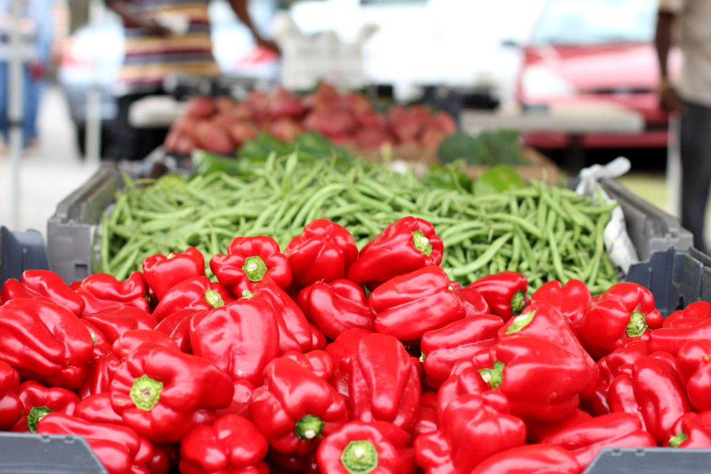 You can now pre-sell your produce to customers in your area. (Photo Credit: