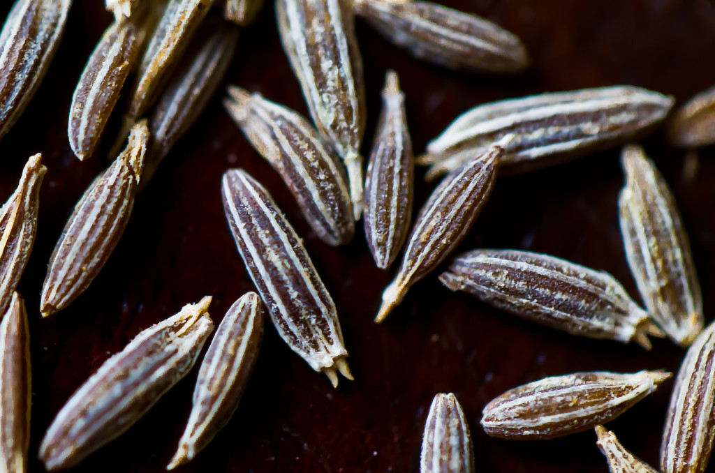 Cumin Seeds (Photo Credit: Swaminathan)