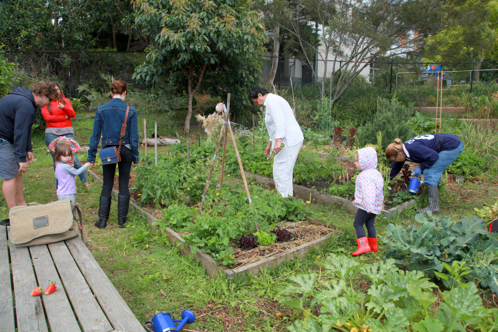 Community gardening (Photo Credit: d-olwen-dee)