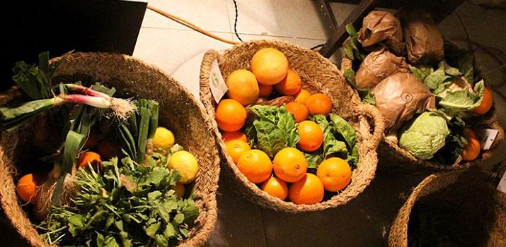 An App for Organic Produce