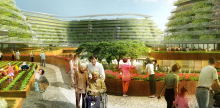 Singapore Urban Farm Design Looks to Engage Active Seniors