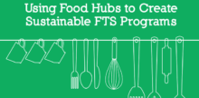 Hub-to-school: Vermont Food Hubs and Schools Work Together to Drive Localization of the Food System