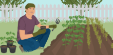 Gardening for Health and Wellness