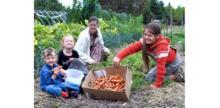 Photo Essay: Community Gardens Change Lives