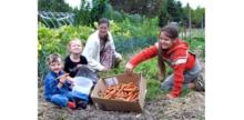 Photo Essay: Community Gardens Change Lives